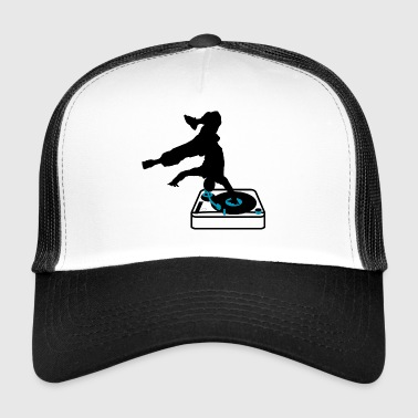 break dance console - Trucker Cap