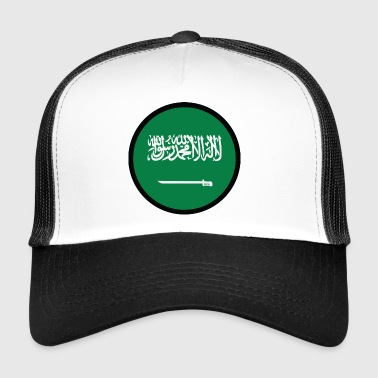Islam Under The Sign Of Saudi Arabia - Trucker Cap