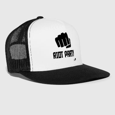 RIOT PARTY - Trucker Cap
