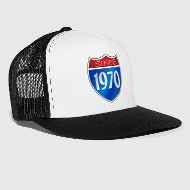 Since 1970 - Trucker Cap