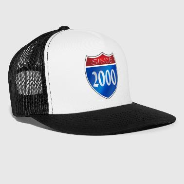 Since 2000 - Trucker Cap