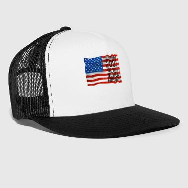 Septmenber 11 2001 World Trade Center Geschenk - Trucker Cap