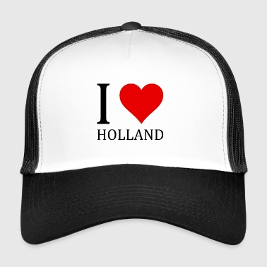 J'adore la Hollande! - Trucker Cap