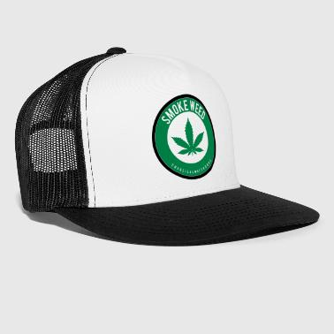 Smoke Weed - Trucker Cap