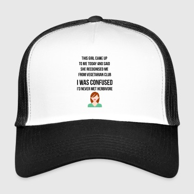 Meeting meeting Herbivore - Trucker Cap