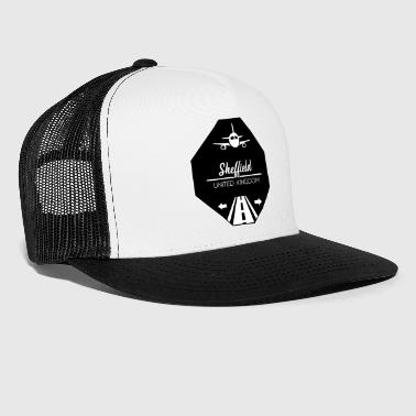 Sheffield UK - Trucker Cap