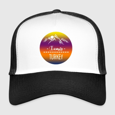 Izmir Turkey - Trucker Cap