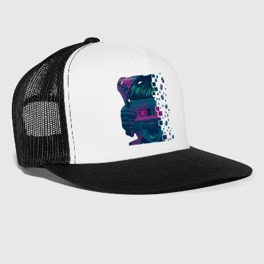 Awesome MiX (#scheissdrauf) - Gorra de camionero