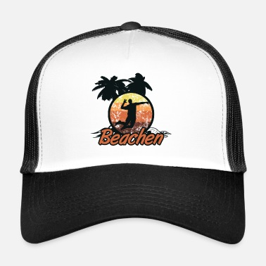 Beach Volley beach-volley - Casquette trucker