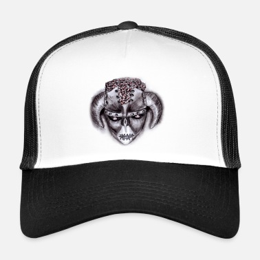 Heavy Heavy Metal - Trucker Cap
