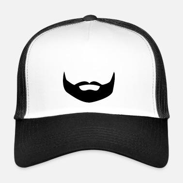 1354a7419c6 Bearded Bearded beard - Trucker Cap. Trucker Cap. Bearded beard. from  £13.85. £13.85. Bearded Beard Makes Us Real Men - Beard Care Beard Man ...