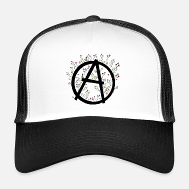 Rock FLOWER PUNK - Trucker Cap