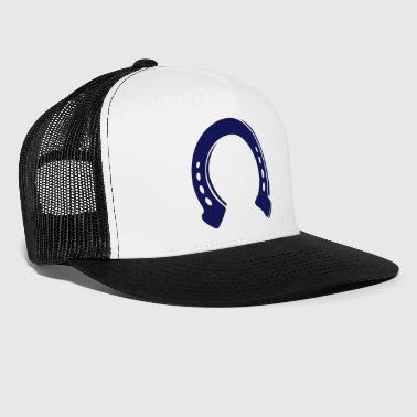 Horseshoes for riders - Trucker Cap