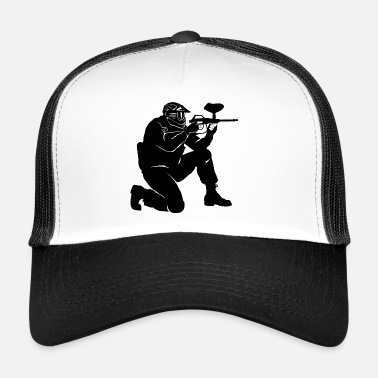 Gotcha gotcha paintball2 - Trucker Cap