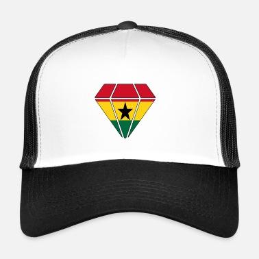 Gift diamond home roots Ghana - Trucker Cap 260e8708c8fbc