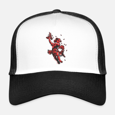 Cool Cupid's Arms - Trucker Cap