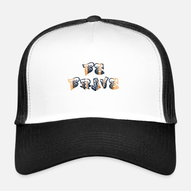 Mode var modig / var modig - Trucker Cap