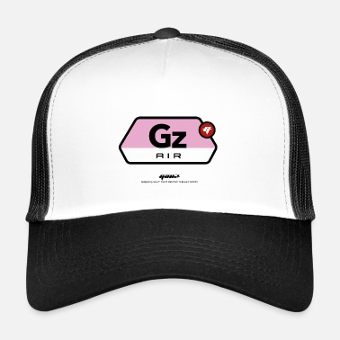 Airbrush GAUZ AIR - Trucker Cap