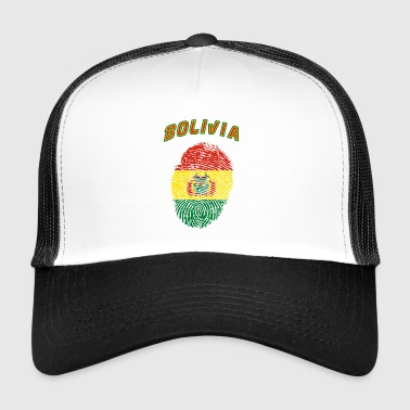 Bolivie Bolivie - Trucker Cap