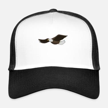 Pedir en línea Águila Calva Gorras y gorros | Spreadshirt