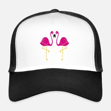 Flamingo FLAMINGOS - Trucker Cap
