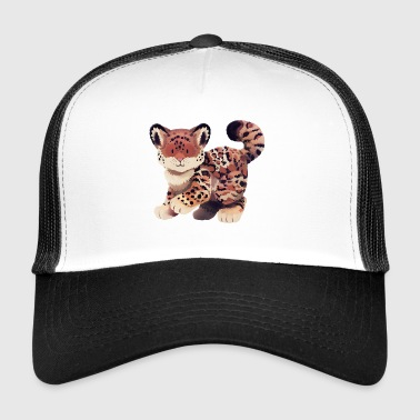 Illustrazione Jaguar - Trucker Cap