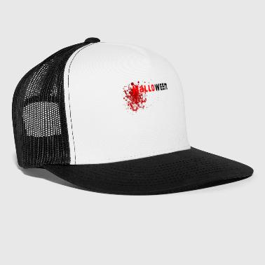 Halloween splatter - Trucker Cap