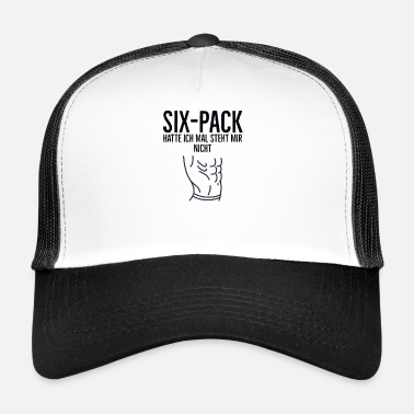 Six Pack Six-Pack - Trucker Cap