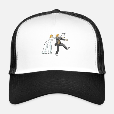 Wife Wife Wife - Trucker Cap