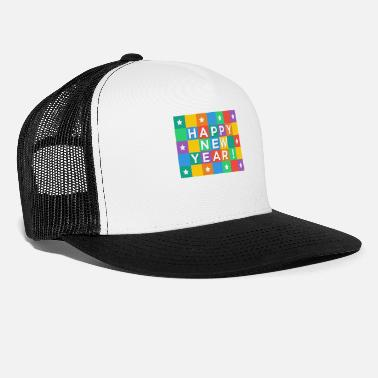New Year's Day New Years Eve, New Year, New Year's Day, gift - Trucker Cap