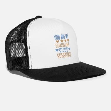 Wilderness You are my - Adventure Design - Trucker Cap
