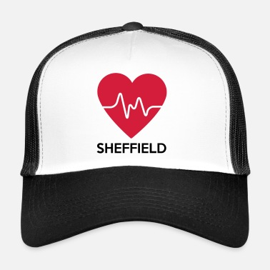 Sheffield heart Sheffield - Trucker Cap