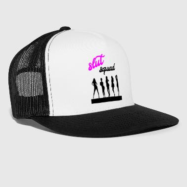 slut squad - Trucker Cap