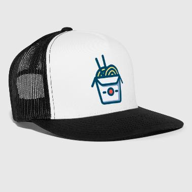 China Noodles Asia Food - Trucker Cap