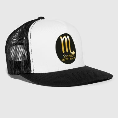 Horoscope Scorpion - Trucker Cap