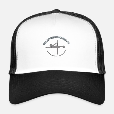 Superwoman Superwoman - Trucker Cap