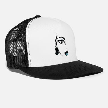 Illustration illustration - Trucker Cap