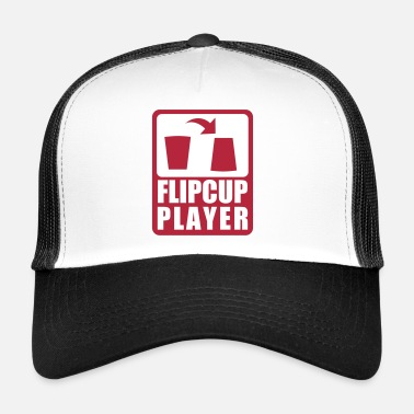 Flipcup Player - Trucker Cap