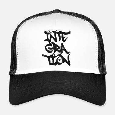 Integration integration - Trucker Cap