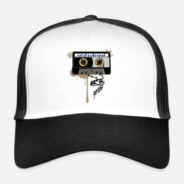 Hiphop Old School Old school session - Trucker Cap