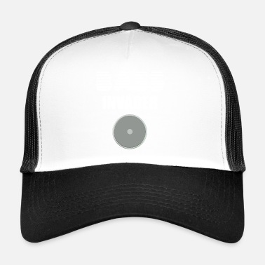 Techno Bass Bass Invader Techno Festival - Trucker Cap