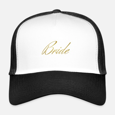 Poślubić Oblubienica JGA party idea motto - Trucker Cap