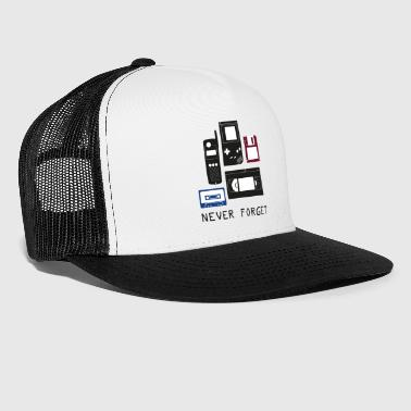 Neverforget Nerd Shirt - Trucker Cap