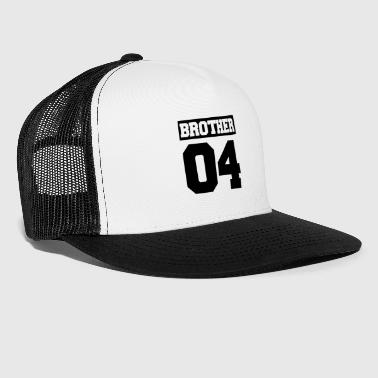 Brother shirt for friends and siblings - Trucker Cap