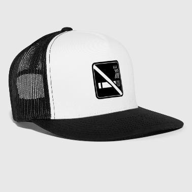Non smoking - Trucker Cap