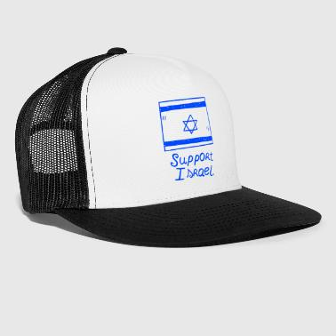 Support Israel - Trucker Cap