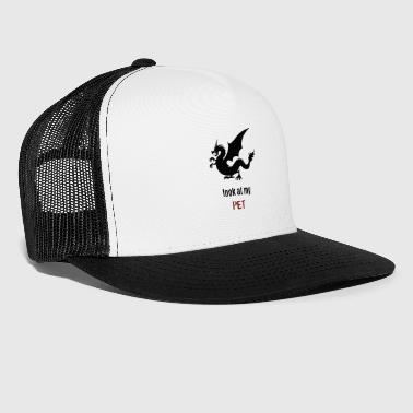 Lemmikkini - Dragon - Trucker Cap