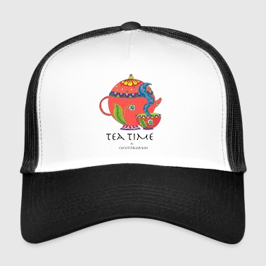 Tea Tea time - Trucker Cap