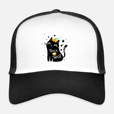 Trick Or Treat Trick or Treat - Trick or Treat - Trucker Cap