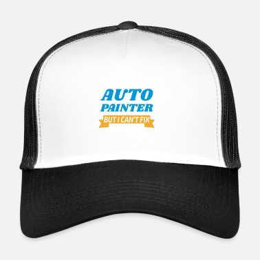 Painter Auto Painter - Trucker Cap